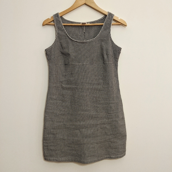 J.Crew Gingham Mini Dress
